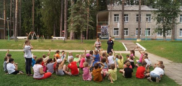 Дубненский детский лагерь «Сосновый бор» в Кимрском районе реконструируют | Видео