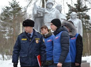 В Дубне проверили воинские мемориалы и памятники