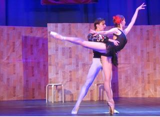 Солисты Большого театра танцевали в Дубне. Показывали балет «Кармен-Гала»