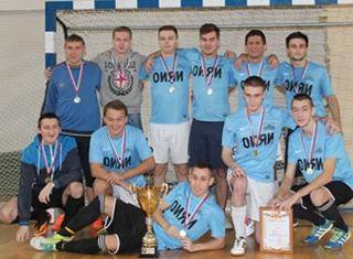 Футболисты из ОИЯИ победили в Открытом первенстве Талдомского района по футболу