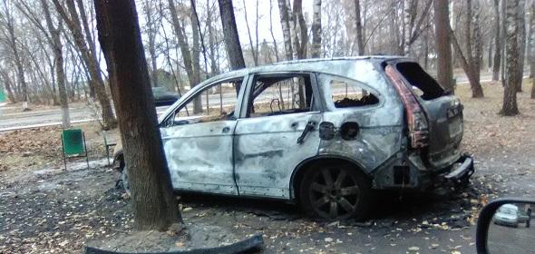 Несколько возгораний почти одновременно произошло 21 ноября в Дубне