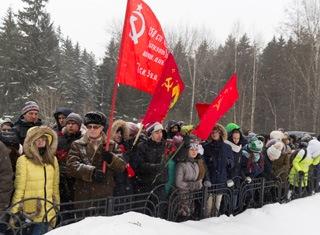 5 декабря на Братских могилах в Дубне вспомнили Битву за Москву