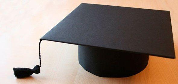 Как сделать шапку гимназиста