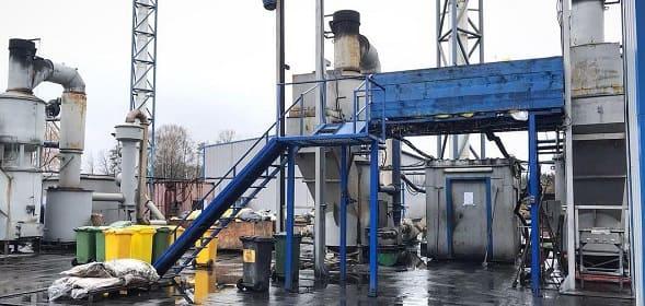 От сжигания отходов страдают жители левобережья Дубны