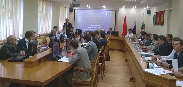 Новый Генеральный план Дубны принят за основу на очередном заседании Совета депутатов