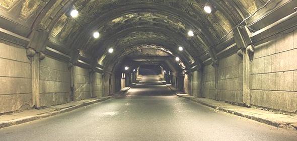 В тоннеле под шлюзом в Дубне с понедельника – месячный ремонт