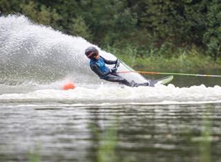 На первенстве России дубненская команда воднолыжников завоевала четыре бронзовые медали