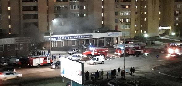 Происшествия в Дубне: пожар в магазине и поножовщина из-за ревности   Видео