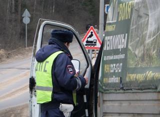На автобусе Кимры-Дубна выявлены подложные регистрационные знаки и другие нарушения