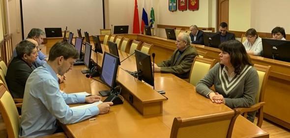Депутаты Институтской части и микрорайона Черная Речка отчитались о проделанной работе