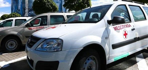 Два новых автомобиля неотложной медицинской помощи поступили в Дубненскую городскую больницу