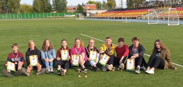 Воспитанники спортшколы «Дубна» успешно выступили на межрегиональном первенстве в Кимрах