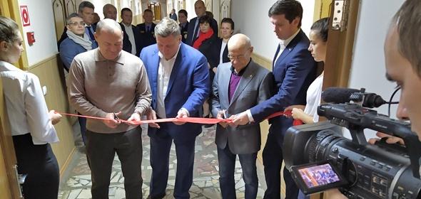 Муниципальную часть подмосковного Центра управления регионом официально открыли в Дубне