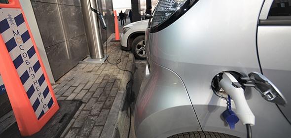 Ближайшая к Дубне зарядка электромобилей будет располагаться в Дмитрове