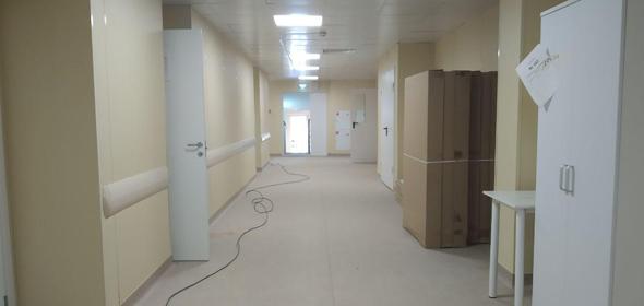 Новый хирургический корпус в Дубне откроется в октябре