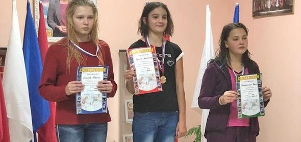 Пловцы из СШ «Дубна» одержали победы на первенстве в Талдоме