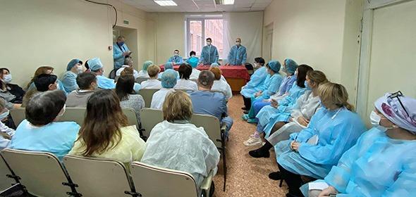 Хирург из Дубны намерен изменить к лучшему ситуацию с кимрским здравоохранением