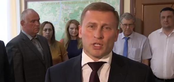 Губернатор переводит главу Талдомского городского округа на работу в Долгопрудный