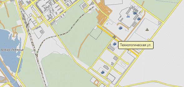 В районе улицы Технологической в Дубне временно изменят схему движения